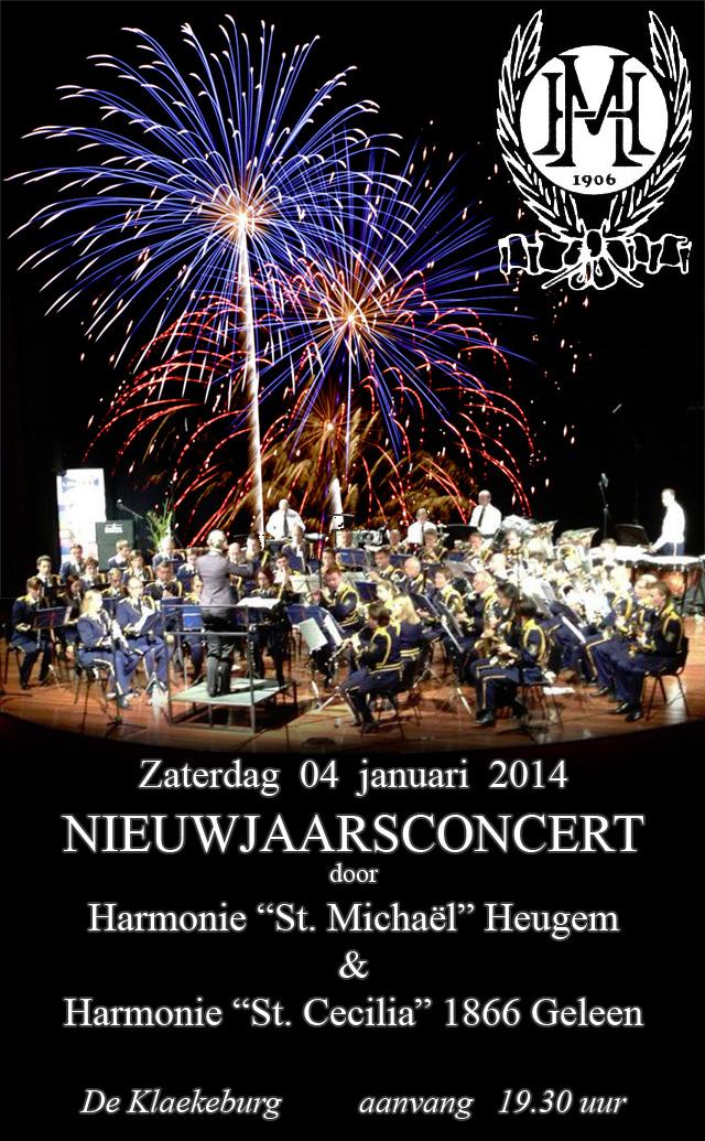 Nieuwjaarsconcert 2014