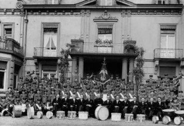feestavond 1956